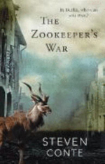 Image for The Zookeeper's War by Conte, Steven by Conte, Steven