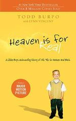 Heaven is for real, Booktopia, books, bestsellers, heaven