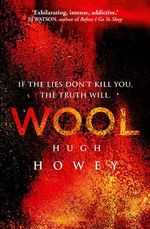 book review, wool, hugh howey, fiction, novel, kindle, dystopia