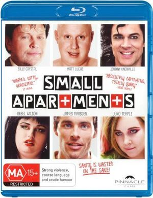 Small Apartments - Billy Crystal
