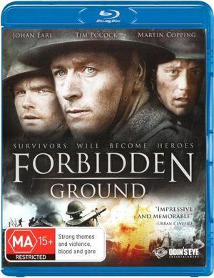 Forbidden Ground - Johan Earl