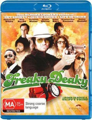 Freaky Deaky - Michael Jai White
