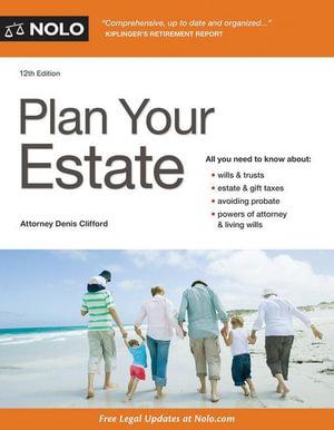 Plan Your Estate - Denis Clifford
