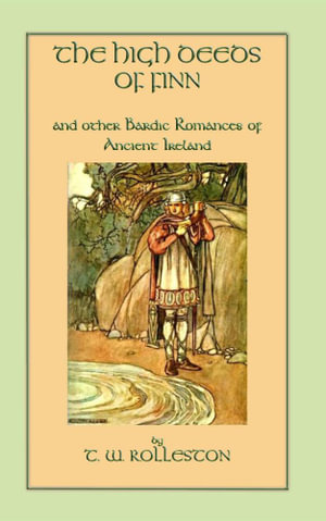 The High Deeds of Finn and Other Bardic Romances of Ancient Ireland - Stephen Reid