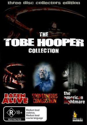 The Tobe Hooper Collection : Collectors Edition (3 Discs) - John Carpenter