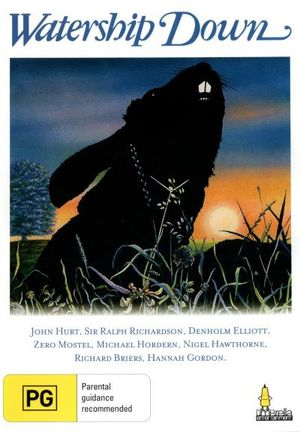 Watership Down - Hannah Gordon