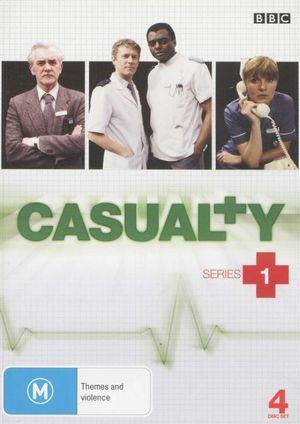 Casualty : Series 1 - Julia Watson