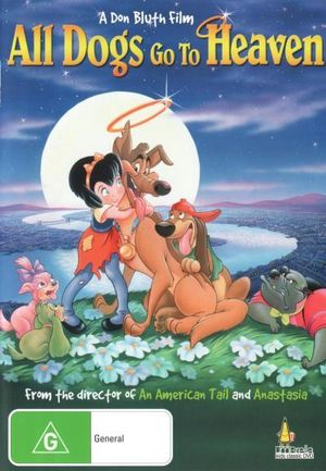 All Dogs Go to Heaven - Don Bluth