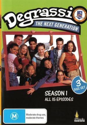 Degrassi : The Next Generation : Season 1 - Ryan Cooley