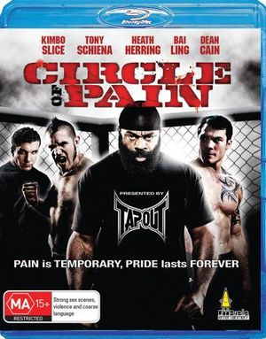Circle of Pain : Pain Is Temporary, Pride Lasts Forever - Tony Schiena