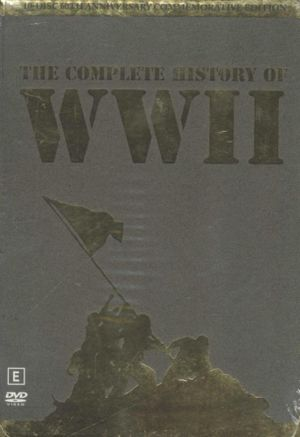 Complete History WWII 10 DVD