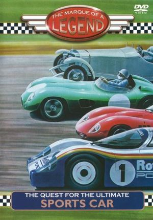 The Quest for the Ultimate Sports Car (The Marque of a Legend) - Robert Hardy