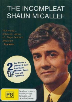 The Incompleat Shaun Micallef : 2 DVD Set - Bob Franklin