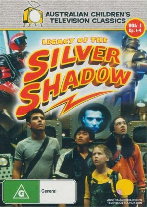 Legacy of the Silver Shadow : Volume 1 Episodes 1 - 4 - Ray Boseley