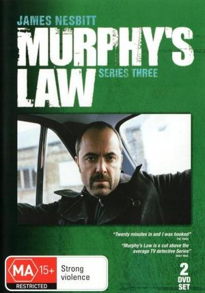 Murphy's Law : Series 3 - James Nesbitt