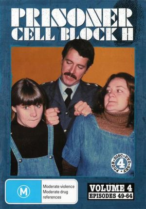 Prisoner Cell Block H : Volume 4 - Episodes 49 - 64