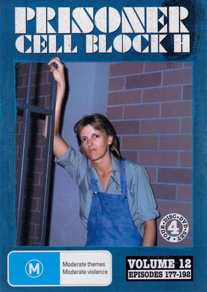 Prisoner Cell Block H : Volume 12 - Episodes 177 - 192 - Jane Clifton