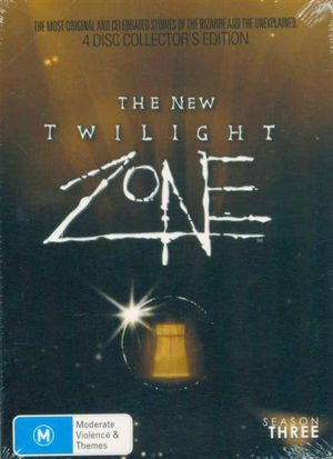 The New Twilight Zone - Season Three : Collector's Edition (4 Disc Set) - Alf Humphreys