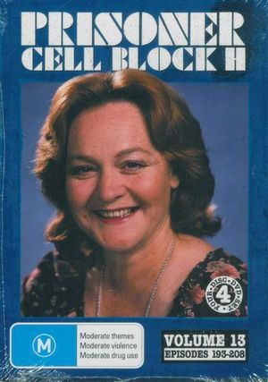 Prisoner Cell Block H : Volume 13 - Episodes 193 - 208 - Valma Pratt