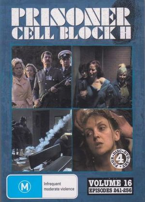 Prisoner Cell Block H : Volume 16 - Episodes 241 - 256 - Patsy King