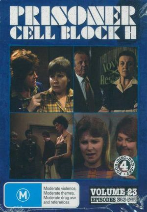 Prisoner Cell Block H : Volume 23 - Episodes 353 - 368 - Vivien McGrath