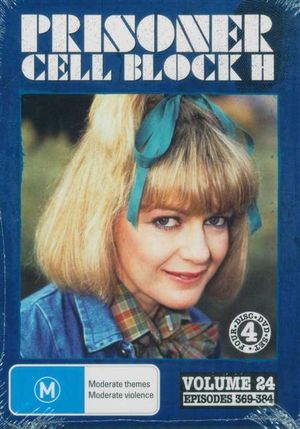 Prisoner Cell Block H : Volume 24 - Episodes 369 - 384 - Alan Hopgood