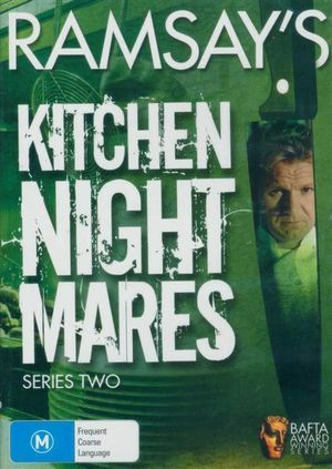 Ramsay's Kitchen Nightmares : The Complete Series 2 - Gordon Ramsay
