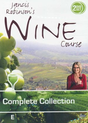 Jancis Robinson's Wine Course : The Complete Collection : 2 Disc Set - Jancis Robinson