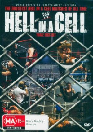 Hell In A Cell : The Greatest Hell In A Cell Matches Of All Time (Three Disc Set) - Mick Foley