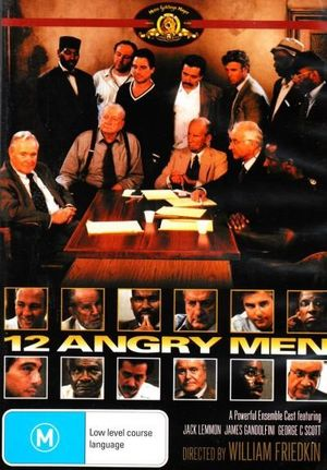 12 Angry Men  - William Petersen