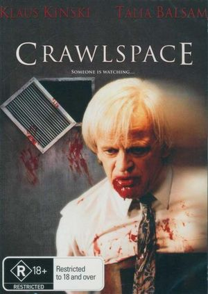 Crawlspace : Someone Is Watching.... - Klaus Kinski