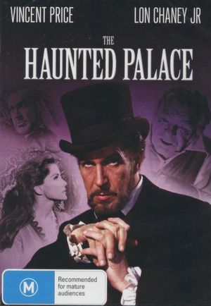 The Haunted Palace - Vincent Price