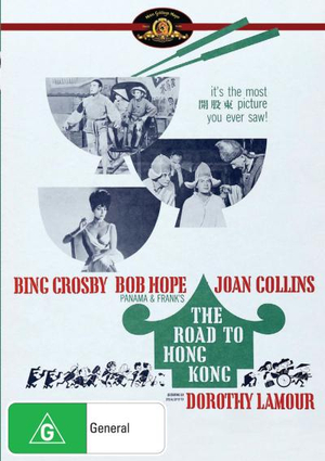 The Road to Hong Kong - Dorothy Lamour