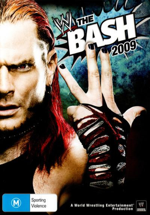 The Bash 2009 : WWE - Triple H