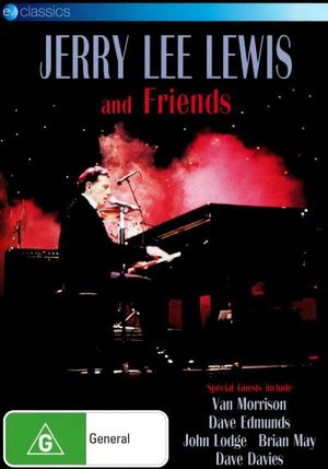 Jerry Lee Lewis and Friends - Steven Cooper