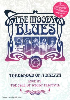 The Moody Blues : Threshold Of A Dream : Live at the Isle of Wight Festival 1970 - Mike Pinder