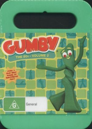 Gumby :  The 80s - Volume 2 - Art Clokey