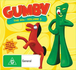 Gumby : The 80's - Volume 3 - Art Clokey