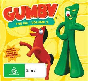 Gumby : The 80's - Volume 3 - Art Clokey