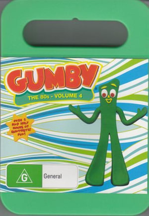 Gumby : The 80's - Volume 4 - Art Clokey