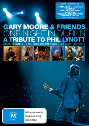 Gary Moore and Friends : One Night In Dublin - A Tribute To Phil Lynott - Scott Gorham