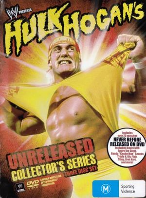 Hulk Hogan's Unreleased Collectors Series : WWE : 3 Disc Set - Bob Backlund