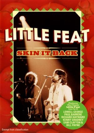 Little Feat : Skin It Back - Westdeutscher Rundfunk