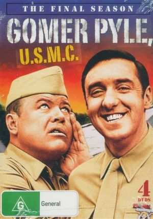 Gomer Pyle U.S.M.C - The Final Season - Jim Nabors