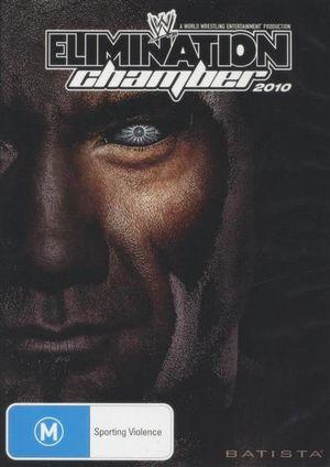 Elimination Chamber 2010 : WWE - Batista