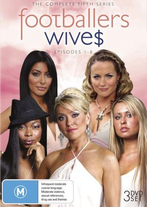 Footballers Wives The Plete Fifth Series Episodes Be First