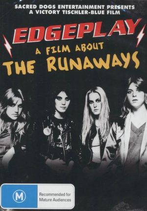 Edgeplay : A Film About The Runaways - Lita Ford