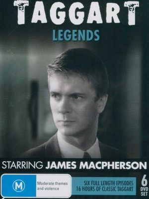 Taggart : Legends - James MacPherson