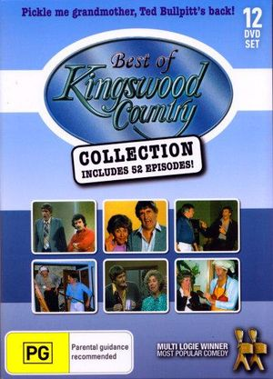 Kingswood Country Collectors Best Of Vol 1-4 - Sheila Kennelly