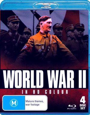 Booktopia - World War II in Colour - 26.5KB